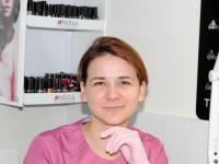 Ярина Панченко мастер маникюра