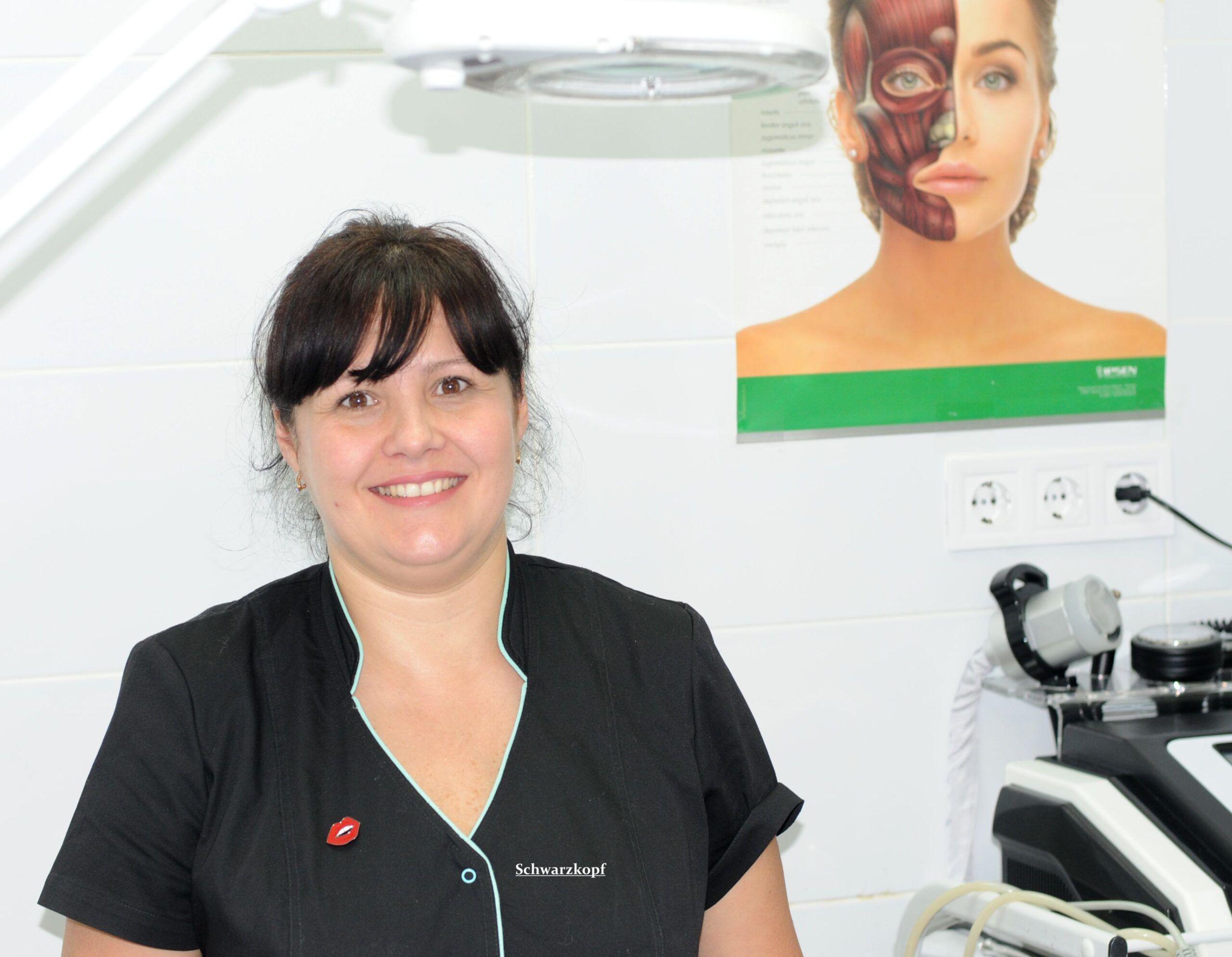 Косова Елена Владимировна -Врач косметолог